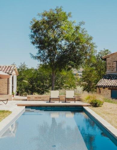 construction de piscine traditionnelle