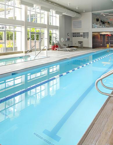 Construction de piscine sportive à Toulouse
